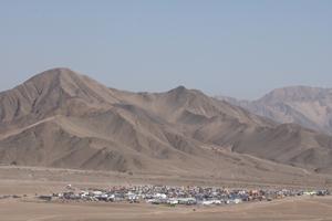 Une épreuve internationale nomade