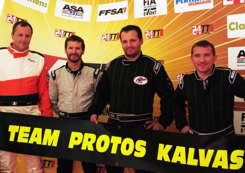 Le Team ASMS & KALVAS