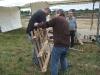 Installation des stands